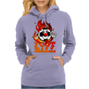 Hell's Football Womens Hoodie