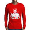 Hell's Kitchen Mens Long Sleeve T-Shirt