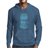 help end global warming add more ice enjoy the party (light blue) Mens Hoodie