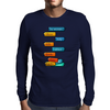 Help ! Mens Long Sleeve T-Shirt