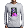 Her Facade Mens Long Sleeve T-Shirt