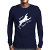 Here Hare Here Monty Python Mens Long Sleeve T-Shirt
