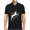 Here Hare Here Monty Python Mens Polo