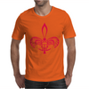 Hermes Dark schools Mens T-Shirt