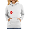 Hero Daughter - Firefighter Womens Hoodie