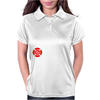 Hero Daughter - Firefighter Womens Polo