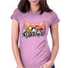 heroes Womens Fitted T-Shirt