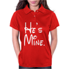 He's Mine Womens Polo