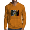 heven vs hell the crow vs spawn Mens Hoodie