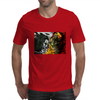 heven vs hell the crow vs spawn Mens T-Shirt