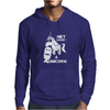 Hey Look! A Unicorn Mens Hoodie