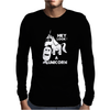 Hey Look! A Unicorn Mens Long Sleeve T-Shirt