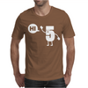 Hi 5 Mens T-Shirt