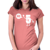 Hi 5 Womens Fitted T-Shirt