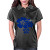 Hibiscus Flowers Womens Polo