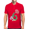 Hibiscus No.6 Mens Polo