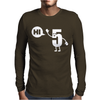 High Five Mens Long Sleeve T-Shirt