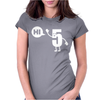 High Five Womens Fitted T-Shirt