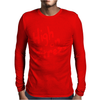 High On Stress Mens Long Sleeve T-Shirt