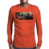 HIGH STAKES Mens Long Sleeve T-Shirt