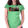 HIGH STAKES Womens Fitted T-Shirt