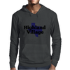 Highland Village Texas Mens Hoodie