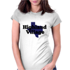 Highland Village Texas Womens Fitted T-Shirt
