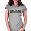 Highway Womens Fitted T-Shirt