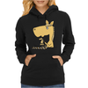 Hilarious Horse Playing Chess Womens Hoodie