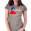 Hilary 2016 Make Bill The First Lady Womens Fitted T-Shirt