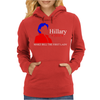 Hilary 2016 Make Bill The First Lady Womens Hoodie