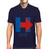 Hillary Clinton 2016 Mens Polo