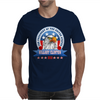 Hillary Clinton for president 2016 Eagle Head 3 Mens T-Shirt