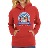 Hillary Clinton for president 2016 Eagle Head 3 Womens Hoodie