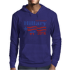 Hillary Clinton For President 2016 Mens Hoodie