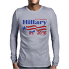 Hillary Clinton For President 2016 Mens Long Sleeve T-Shirt