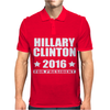 Hillary Clinton for President 2016 Mens Polo
