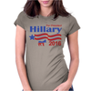 Hillary Clinton For President 2016 Womens Fitted T-Shirt