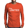 Hillsong United Mens Long Sleeve T-Shirt