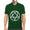 HIM HEARTAGRAM new Mens Polo