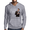 himym Barney Stinson Suit Up Mens Hoodie