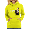 himym Barney Stinson Suit Up Womens Hoodie