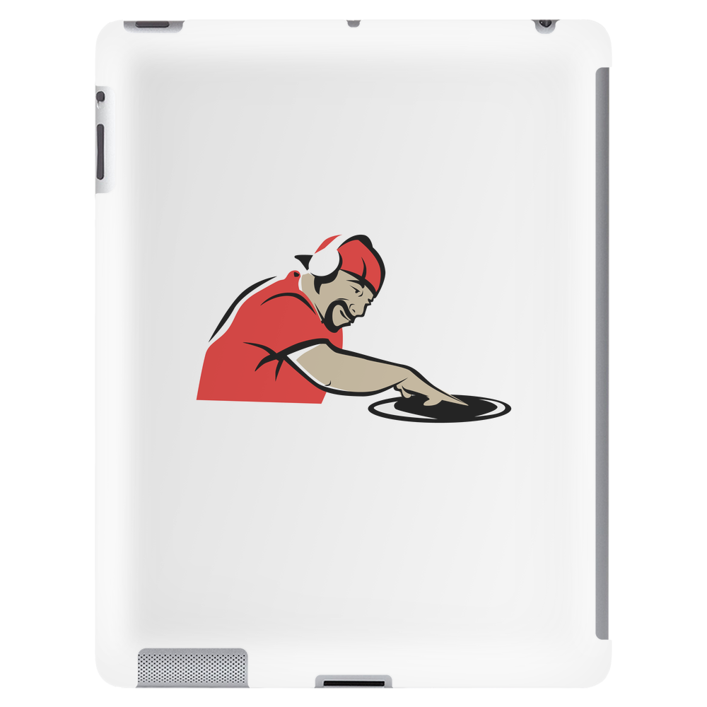 Hip Hop DJ Tablet (vertical)