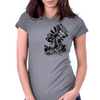 Hip Hop Womens Fitted T-Shirt
