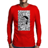 Hiphop-dimension Mens Long Sleeve T-Shirt