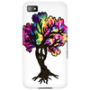Hippie Peace Tree Phone Case