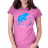 Hippotenuse Math Womens Fitted T-Shirt