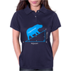 Hippotenuse Math Womens Polo