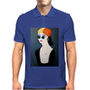 HIPPY GIRL  ART DECO Mens Polo