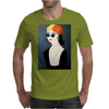 HIPPY GIRL  ART DECO Mens T-Shirt